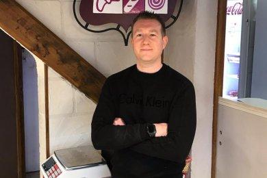 M. CHAZEE Sébastien, 1er du concours