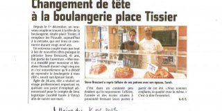 photo de la boulangerie BREUZARD STEEVE